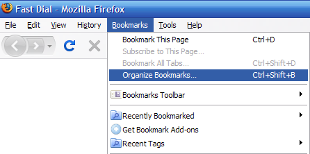 How to Export Bookmarks from Mozilla Firefox to Internet Explorer?